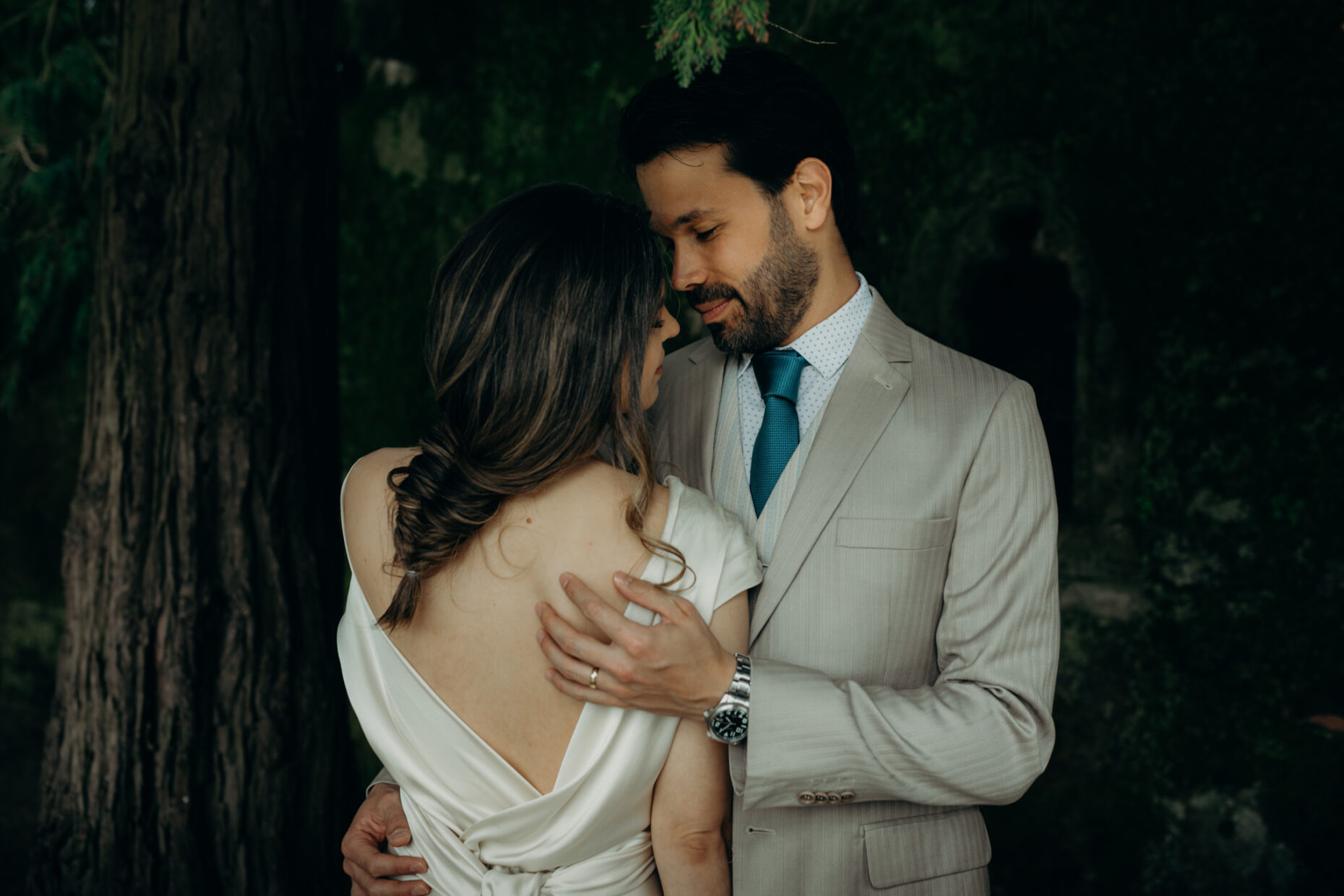 cinematic wedding elopement photography