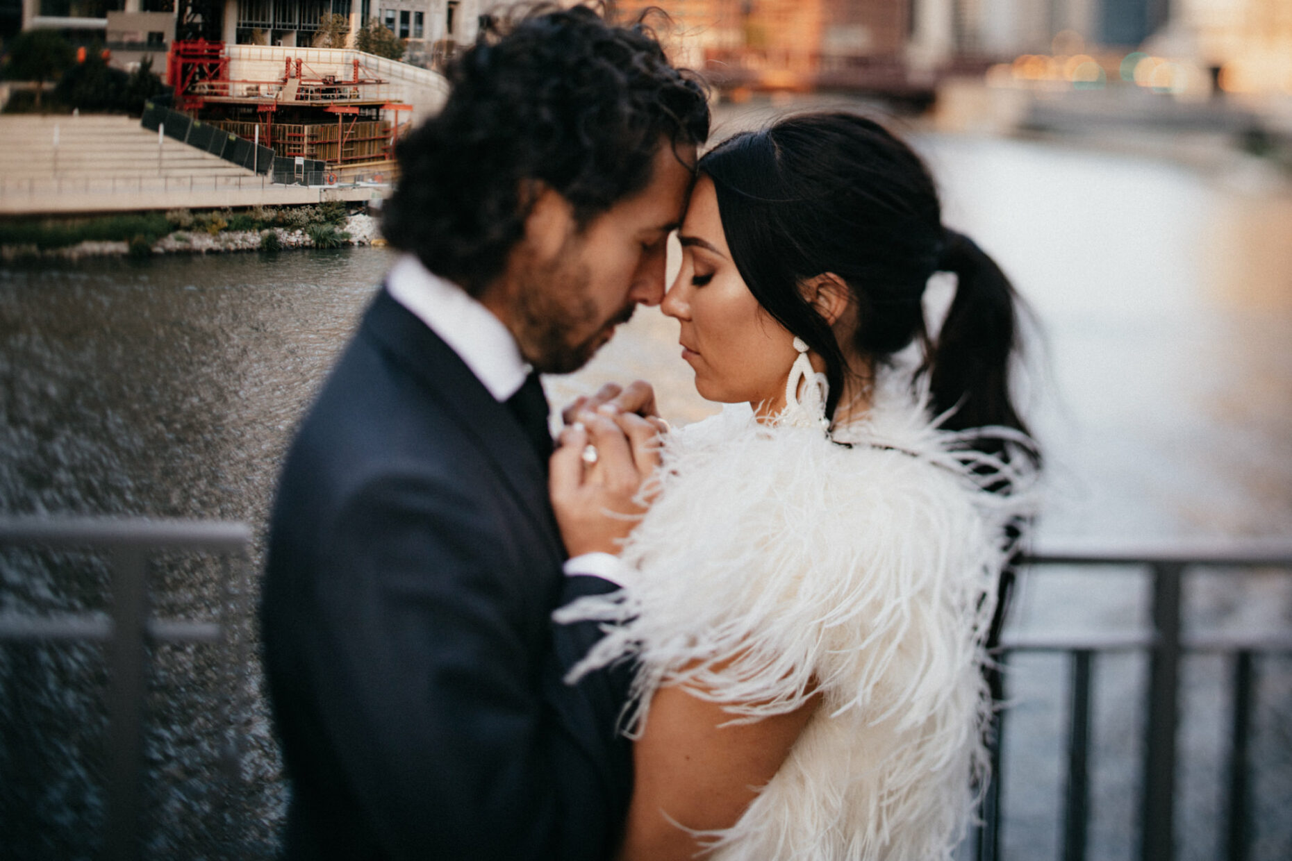 Downtown Chicago Elopement